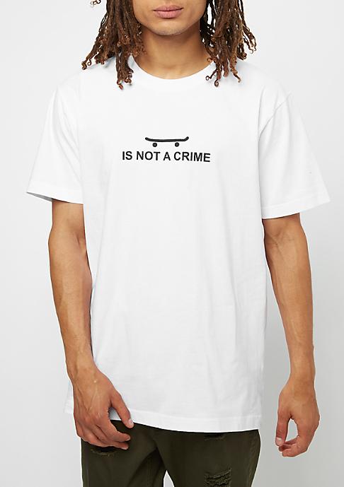 Mister Tee Not A Crime white