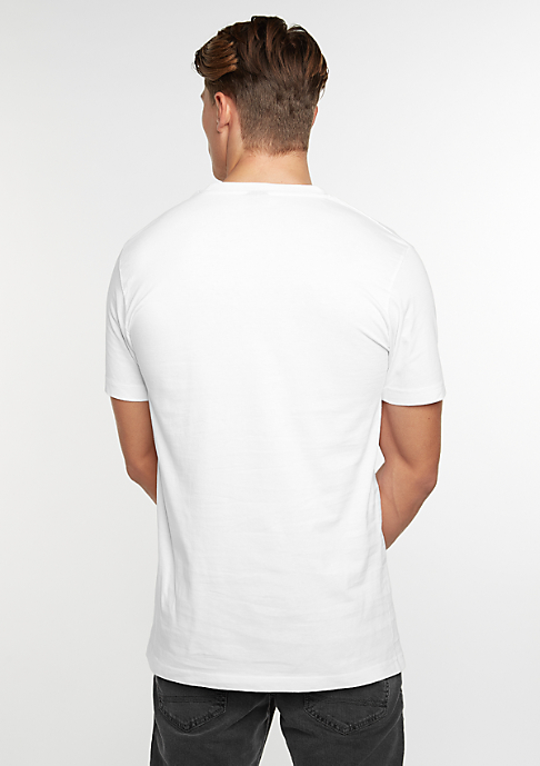 Mister Tee T-Shirt State Of Mind white