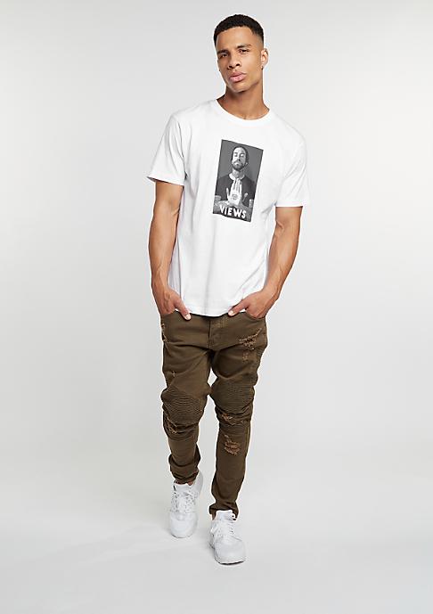Mister Tee T-Shirt Views white