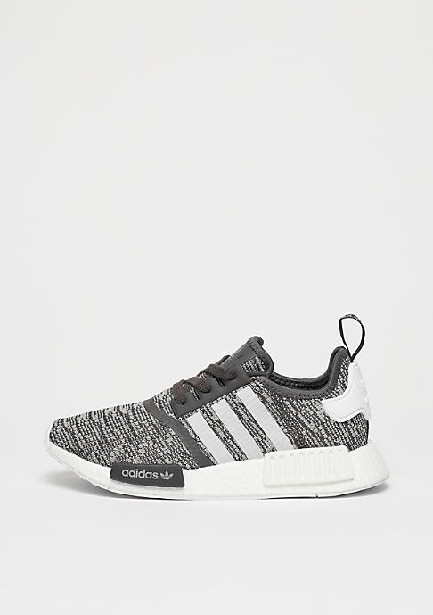 adidas Laufschuh NMD R1 utility black/white/solid grey