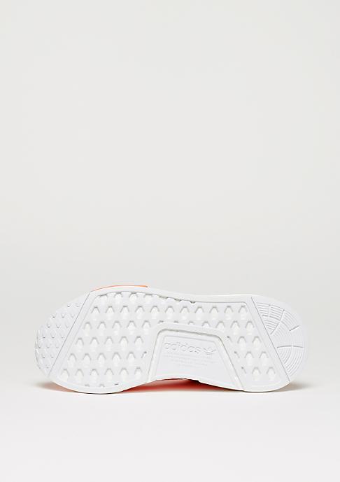 adidas Laufschuh NMD R1 sunglow/white
