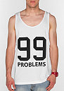 Tanktop 99 Problems white