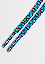Rope Laces blue/black