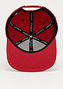 Snapback-Cap Jumpman gym red/black