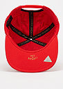 Snapback-Cap GLD Solid red/gold