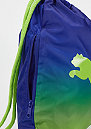 Gymsack Gym Bag surf the web/green gecko