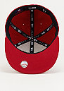Fitted-Cap Team Weld MLB Los Angeles Dodgers scarlet/gold