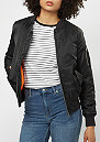 Jacke Basic Bomber black