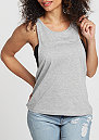 Tanktop Loose Tank grey