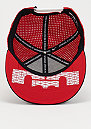 Snapback-Cap Lebron Perfomance True university red/black/white