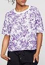 T-Shirt NSW Top AOP FTW dark iris/white