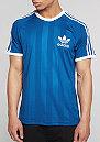 T-Shirt California equipment blue
