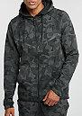 Tech Fleece Windrunner Hoodie anthracite/black/black