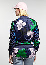 Bomber Floral Engraving multicolor