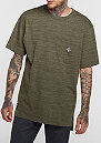 T-Shirt All Natural olive heather