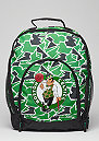 Rucksack Camouflage NBA Boston Celtics green