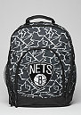 Rucksack Camouflage NBA Brooklyn Nets grey
