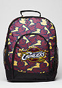 Camouflage NBA Cleveland Cavaliers burgundy