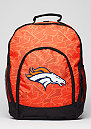Rucksack Camouflage NFL Denver Broncos orange