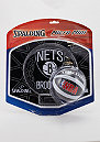 NBA Miniboard Brooklyn Nets black/white