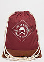 Turnbeutel CL Gymbag BK Fastball marron/brown/white