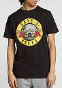 T-Shirt Guns N Roses Logo black