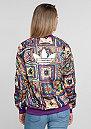Übergangsjacke Crochita SST multicolor