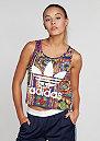 Tanktop Crochita C multicolor