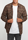 Hemd Manchester Flannel brown