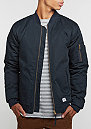 Padded Flight Jacket navy