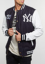 Cooperstown Letterman Jacket MLB New York Yankees navy
