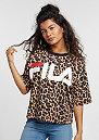 T-shirt Natalia leo aop