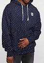 Hooded-Sweatshirt Star navy