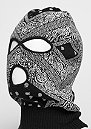 C&S BL Ski Mask Bumrush black/white