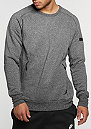 Sweatshirt Icon Fleece Crew black/black