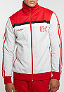Trainingsjacke Track Top talc/scarlet