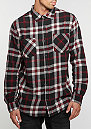 Checked Flanell 3 black/white/red