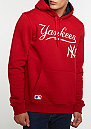 Hoody MLB New York Yankees scarlet