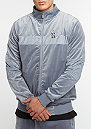 C&S WL Jacket CHMPGN DRMS Track grey velour/mc