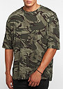 T-Shirt 3/4 Sleeves camouflage