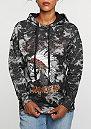 Hooded-Sweatshirt Rock 1 Roll black acid