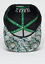 Snapback-Cap GL Kush Classic black/green kush