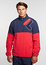 Übergangsjacke Scala blue/red