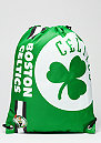 Turnbeutel Cropped Logo NBA Boston Celtics green