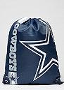 Turnbeutel Cropped Logo NFL Dallas Cowboys navy