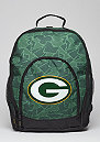 Rucksack Camouflage NFL Green Bay Packers green