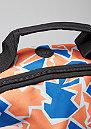 Rucksack Camouflage NBA New York Knicks orange