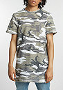 T-Shirt Knit taupe camouflage
