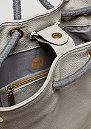 Rucksack Gold Swing Tumbled light grey