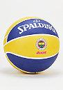 Basketball EL Team Fenerbahce Istanbul yellow/blue